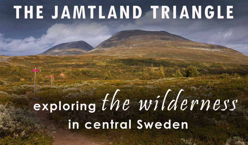 jamtland triangle sweden