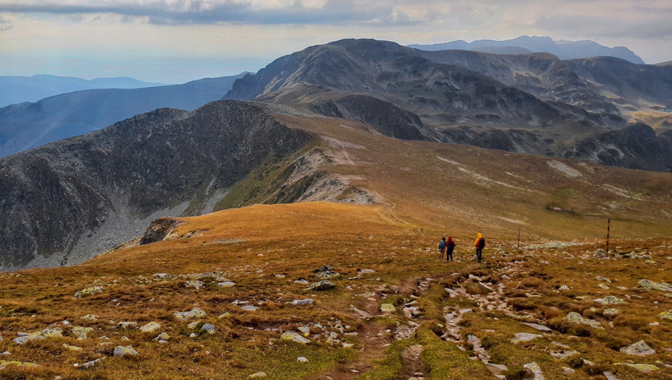 Rila mountains Bulgaria