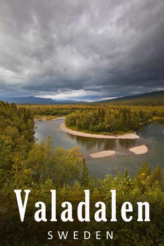 Valadalen Sweden