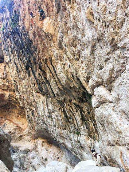 Su Gorroppu, Sardinia
