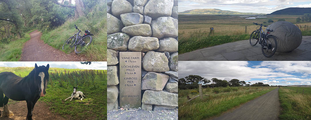 best cycling routes in scotland