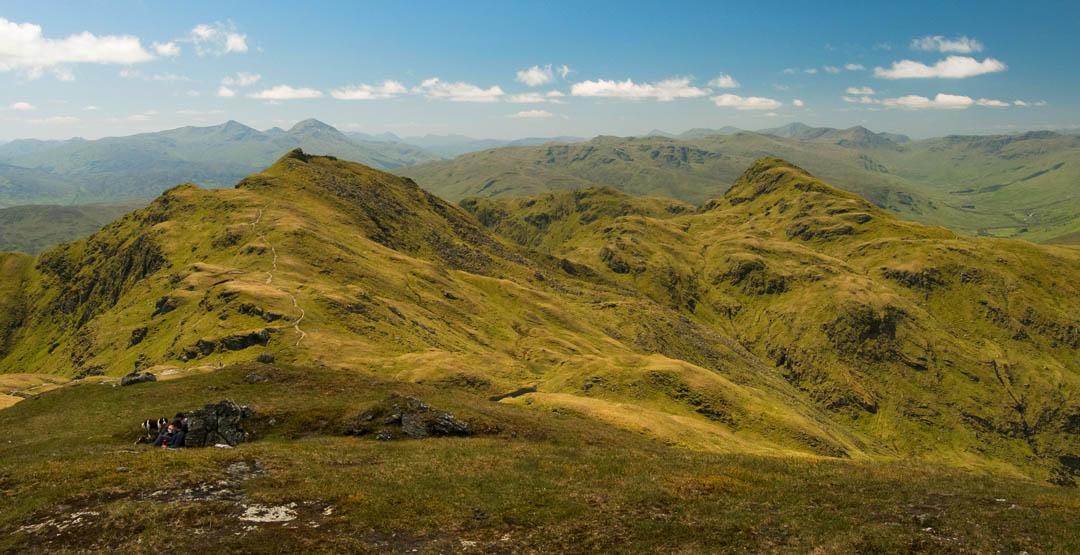 best day hikes scotland summer