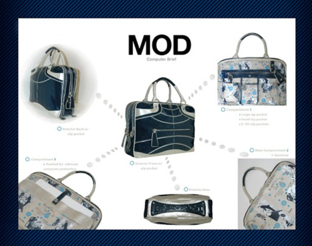 Pan Am THE MODS - Distributed exclusively by Duty Free.