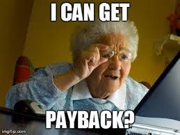 payback grandma