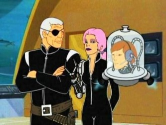From the Bizarro episode of Sealab 2021.