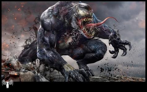 Venom from deviantart.com by Uncannyknack
