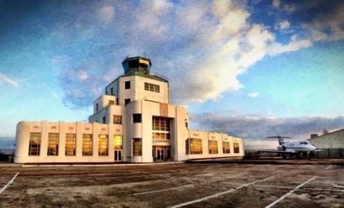1940 Houston Municipal Airport saved from tripadvisor.com