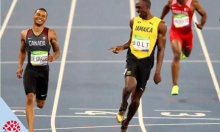 """Usain Bolt và """"cuộc dạo chơi"""" ở Olympic Rio 2016"""