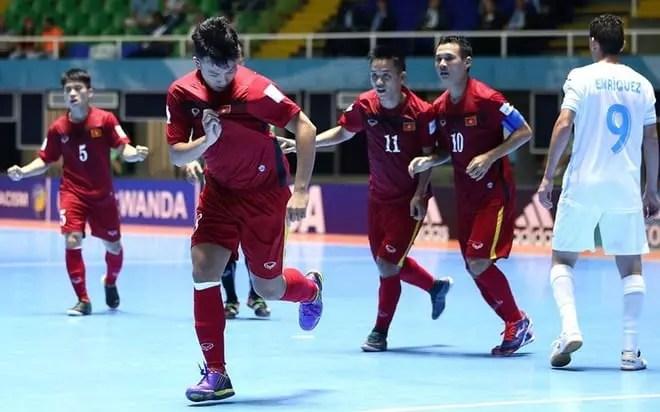 Chiến thắng lịch sử của futsat Việt Nam ở World Cup Futsal và bài học rút ra