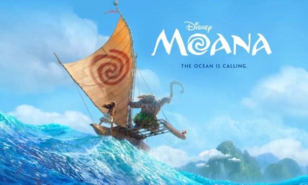 Moana và hành trình khám phá bản thân