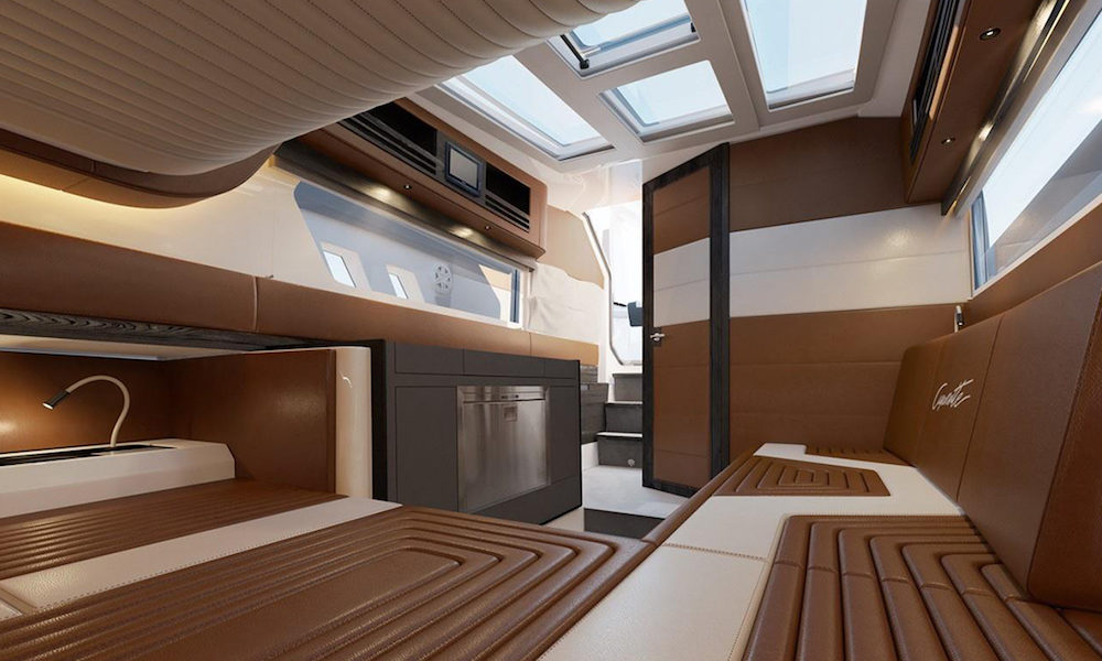 Power Amp Luxury The 2019 Cigarette 59 Tirranna Boat