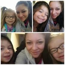 My BEAUTIFUL girl with her beautiful girls! xoxo