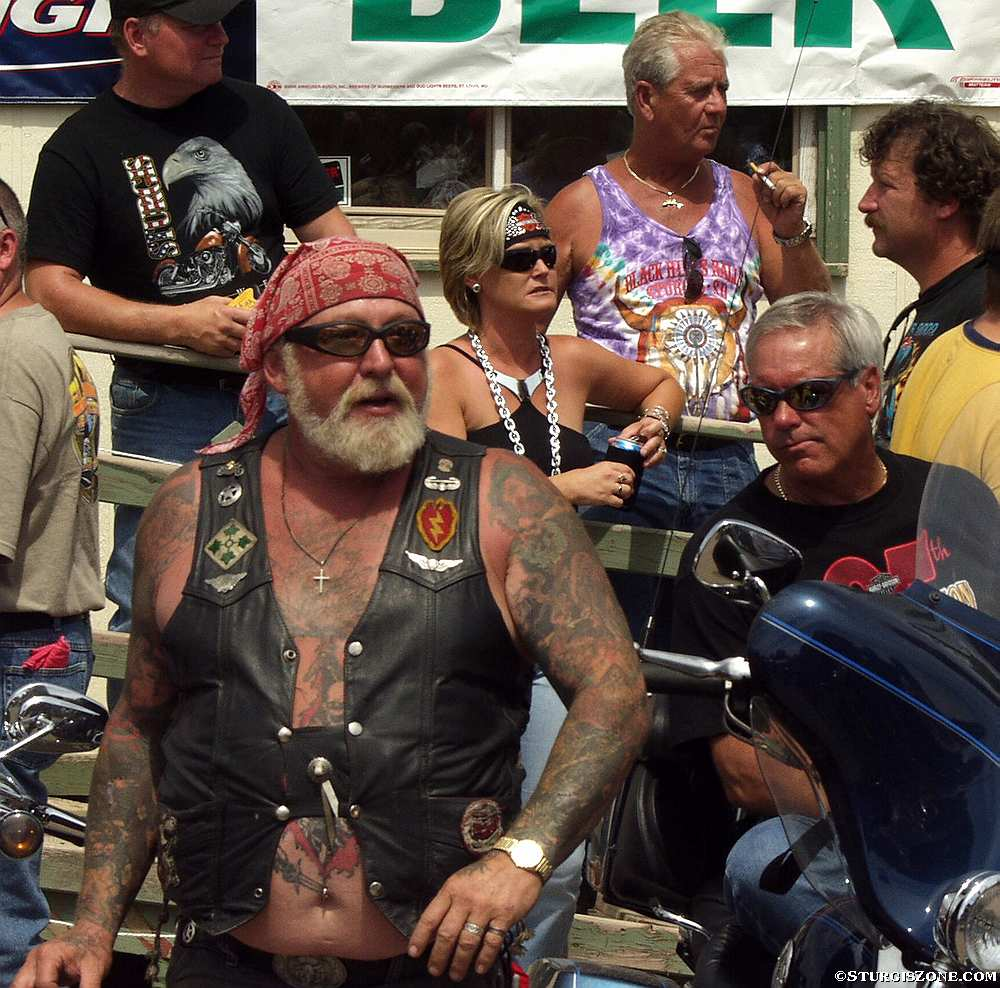 Image result for biker crowd pictures