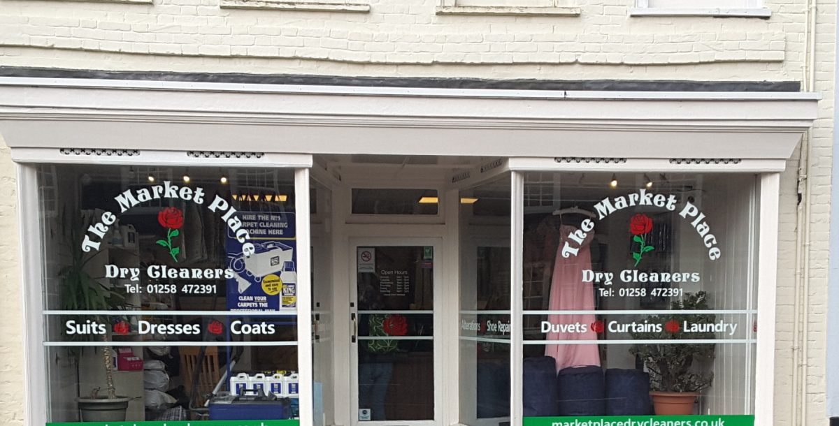 Sturminster Newton-Marketplace Drycleaners 2