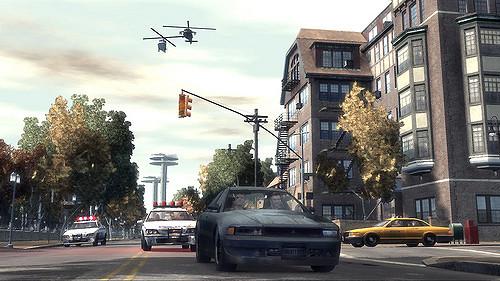 A GTA Game