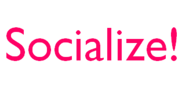 Socialize Strongly