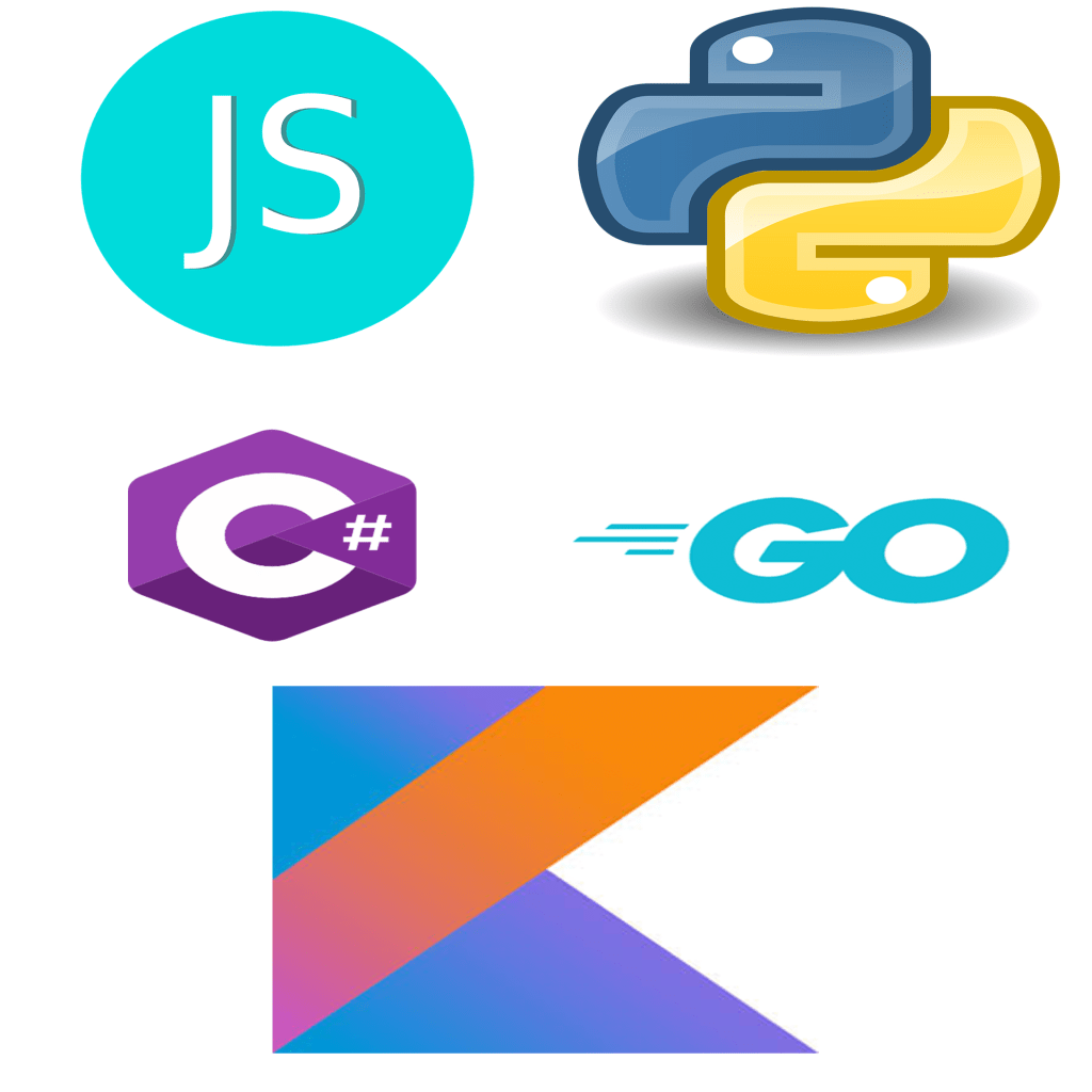 Best Programming Languages Icons