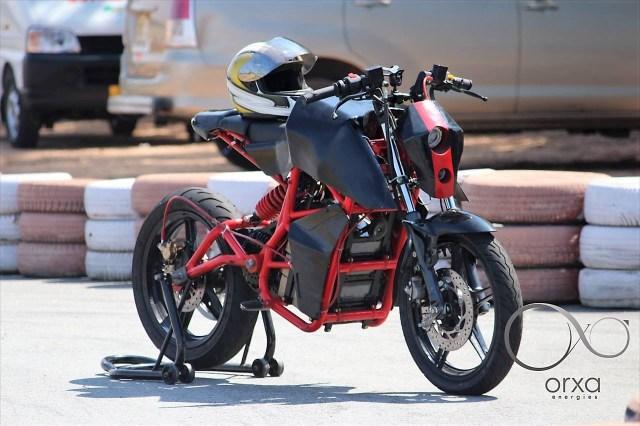Orxa Energies Electric Bike