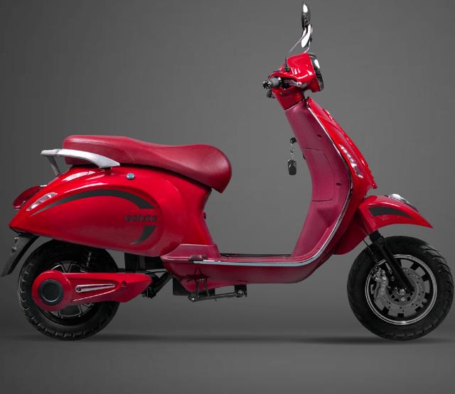 Pure EV Electric Bike