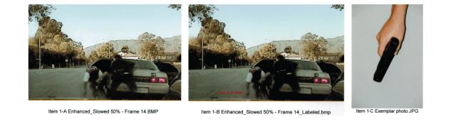 Video / Image Comparison