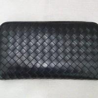 【BOTTEGA VENETA(ボッテガヴェネタ)】ラウンドジップ長財布のファスナー修理が完了致しました。