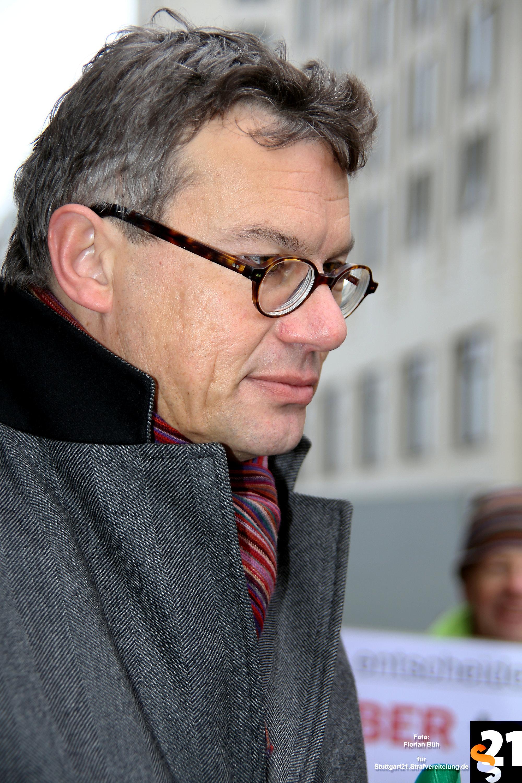 Achim Strauß, stellv. Leiter der Konzernpressestelle, Deutsche Bahn AG