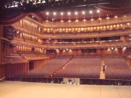 The Hyogo Performing Arts Center in Nishinomiya
