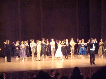 Last bow in front of our wonderful Korean audience