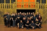Without them the tour would have been impossible: the technical staff (from Stuttgart and from Sadler's Wells Theatre!)
