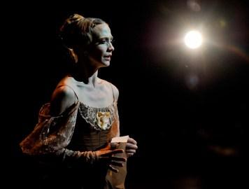 Alicia Amatriain as Tatiana (Saturday afternoon performance).