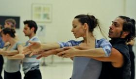 Miriam Kacerova and Jason Reilly