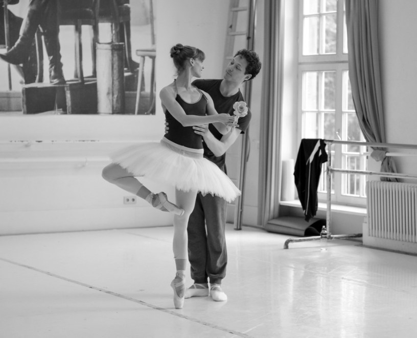 Alicia Amatriain, James Fisher (Rose Adagio)