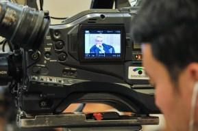 Reid Anderson captured on film ...