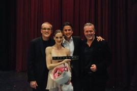 "Reid Anderson, Alicia Amatriain, Tamas Detrich, Marc-Oliver Hendriks and ""The Faust"""