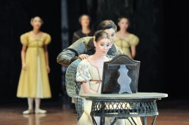 Our Olga and Lensky in the third performance were Elisa Badenes and Daniel Camargo