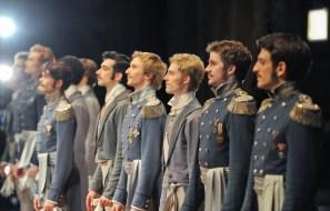 The corps de ballet during the biws