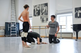 Elisa Badenes, David Moore, Demis Volpi
