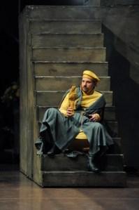 Ballet master Rolando D'Alesio alias Lord Capulet