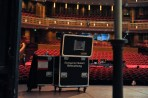 Nice view into the auditorium of the Shanghai Grand Theatre