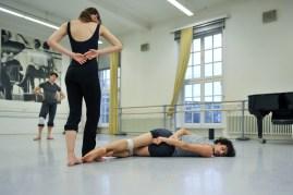 Elisa Badenes and Pablo von Sternenfels