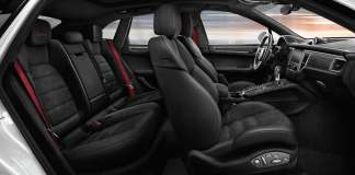 Macan Turbo exclusive packages: Macan Turbo interior package 2. Credit: Porsche AG