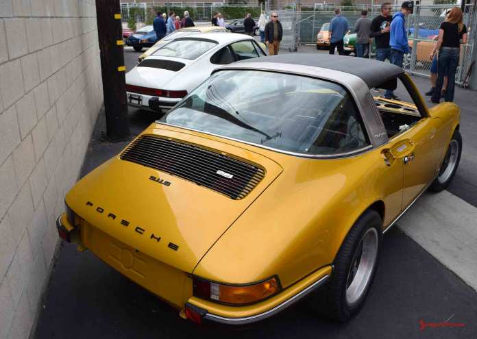2017 Porsche L.A. Literature, Toy and Memorabilia Meet Weekend: Calif Porsches exterior and stock, 2016 Lit Weekend. Credit: StuttgartDNA