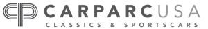 2017 Porsche L.A. Literature, Toy and Memorabilia Meet Weekend: Carparc logo. Credit: Carparc USA