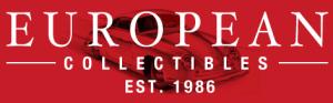 2017 Porsche L.A. Literature, Toy and Memorabilia Meet Weekend: European Collectables logo. Credit: European Collectables