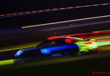 Porsche Wins 2018 Petit Le Mans -- The No. 911 Porsche 911 RSR racing into the history books as winner in its GTLM class at the 2018 Petit Le Mans. Credit: Porsche AG