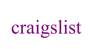 How to search for Porsche cars to buy online: This is the Craigslist logo. Credit: Craigslist