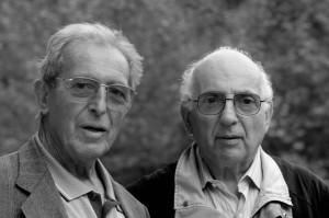 Enrico Pieri und Enio Mancini SW | Foto: Fritz Mielert / Die AnStifter cc-by