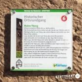 Geschichte zur Y-Burg