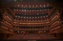 """Japan Gastspiel, """"Der Widerspenstigen Zähmung"""": Das Hyogo Performing Arts Center in Nishinomiya, Foto: Stuttgarter Ballett"""