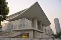 Das Shanghai Grand Theatre